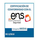 Certificado ENS Cloudbuilders